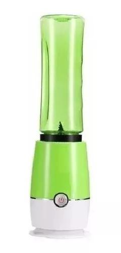 Mini liquidificador portátil shake coqueteleira bivolt
