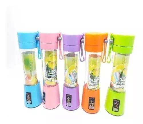 Mini liquidificador portátil shake juice cup +cabo usb