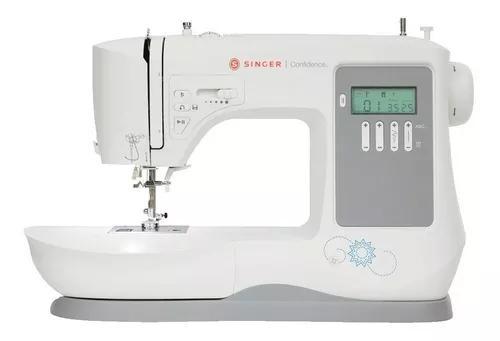 Máquina de costura singer 7640 confidence bivolt