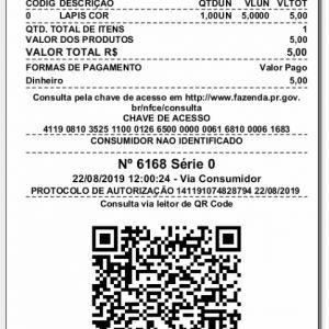 Programa para lojas com cupom fiscal (nfce e nfe)