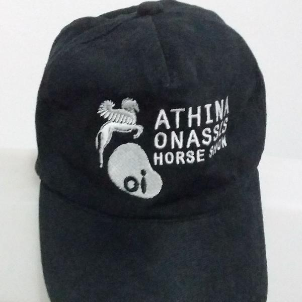 boné athina onassis horse show