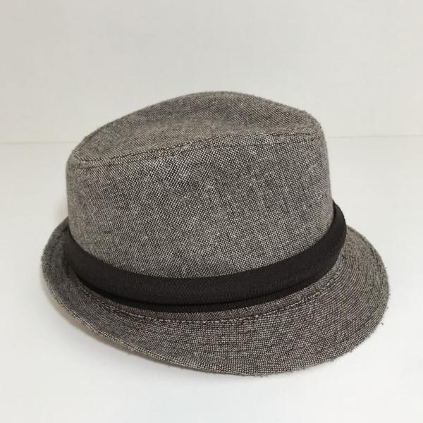 Chapéu aba curta feminino