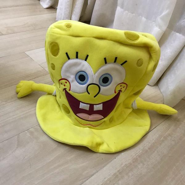 Chapéu bob esponja