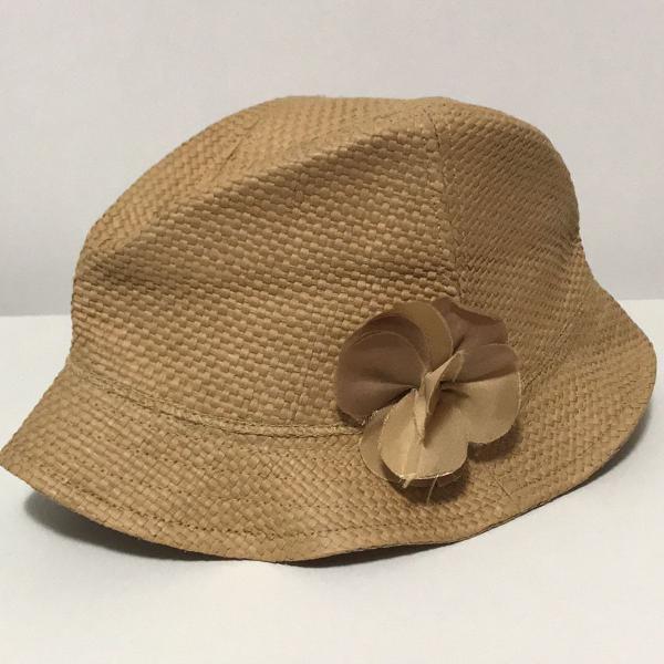 Chapéu chiquetoso verão