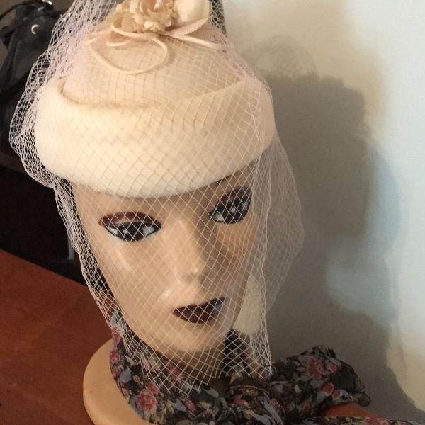 Chapéu de noiva