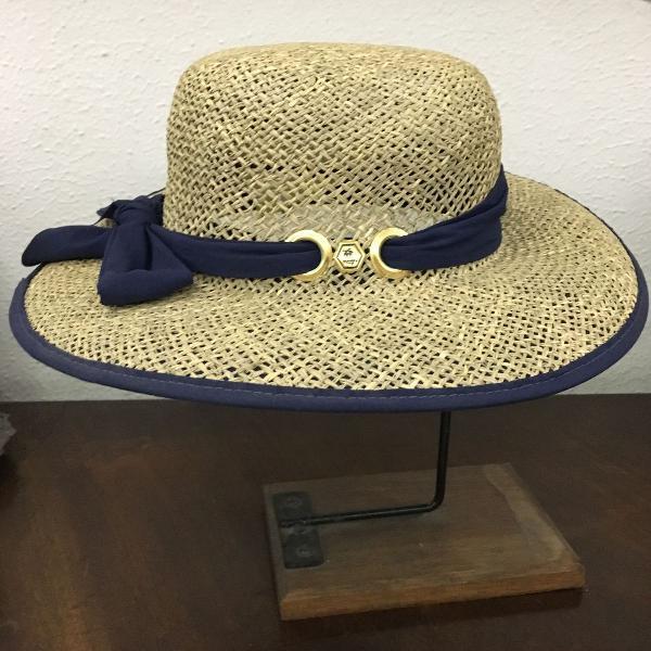 Chapéu feminino com proteção uv