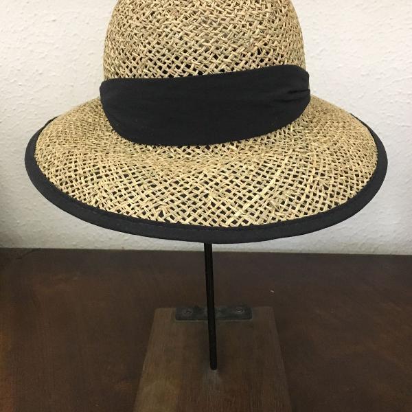 Chapéu feminino marcatto com proteção solar uv