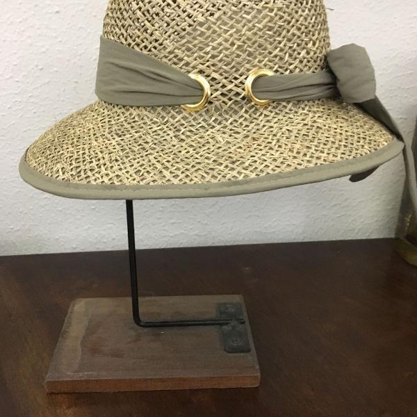Chapéu feminino marcatto com proteção uv