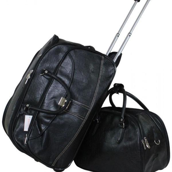 Estekit bolsa mala viagem grande importada rodinha 360+ mala