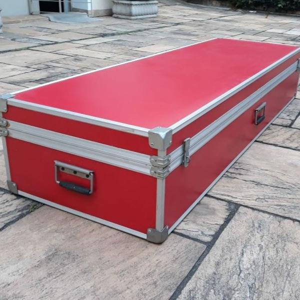 Hard case - caixa-maleta super reforçada para instrumento -