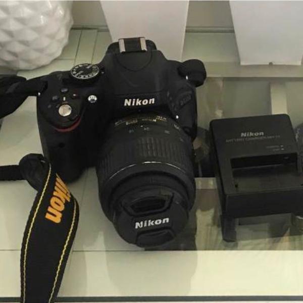 Nikon d5100 seminova
