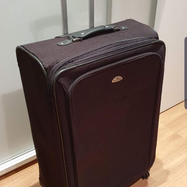 Super mala de viagem grande da samsonite!