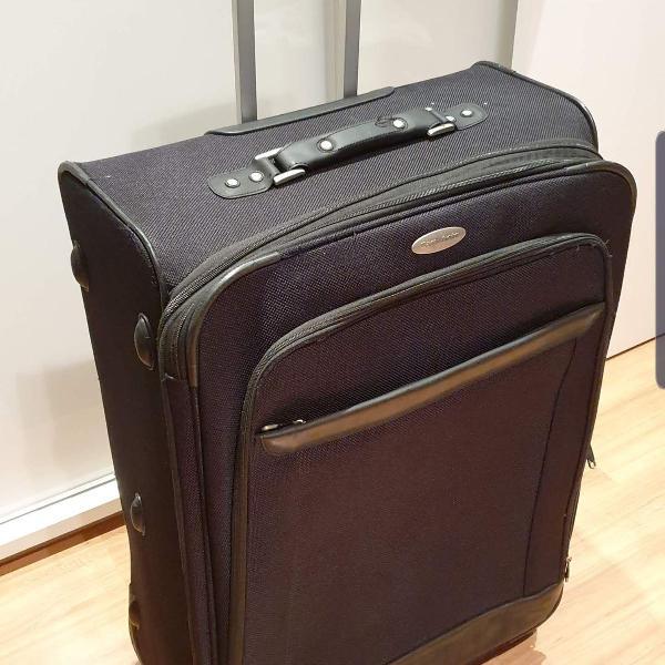 Super mala de viagem grande da samsonite! aproveitem!!