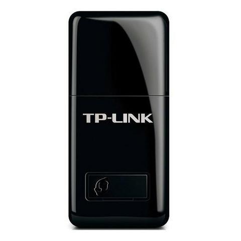 Mini adaptador wireless usb tp-link tl-wn823n 300mbps
