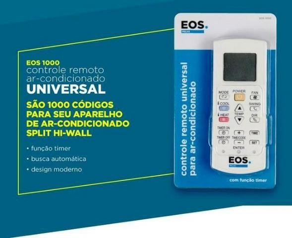 Controle universal ar