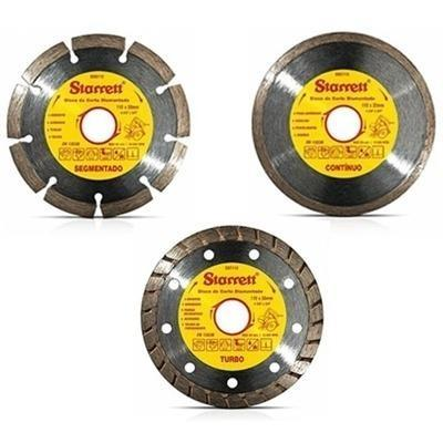 Disco p/ refratário; disco diamantado; serra aço carbono;