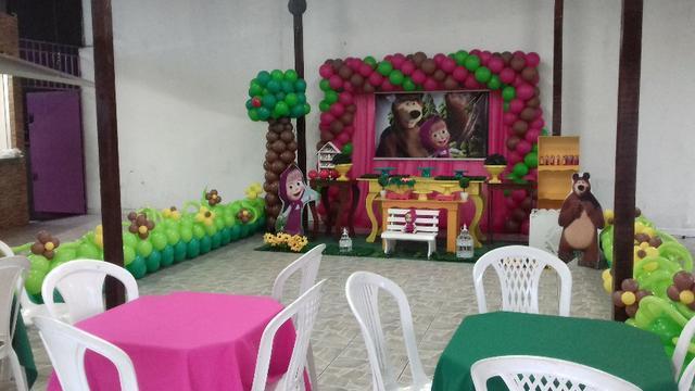 Salão para festas e eventos - redenção
