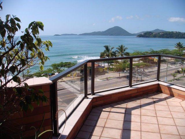 Cobertura duplex -frente pro mar - praia grande - ubatuba