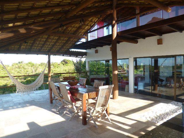 Casa belissima com 5 suites no condominio fechado zap (71)9