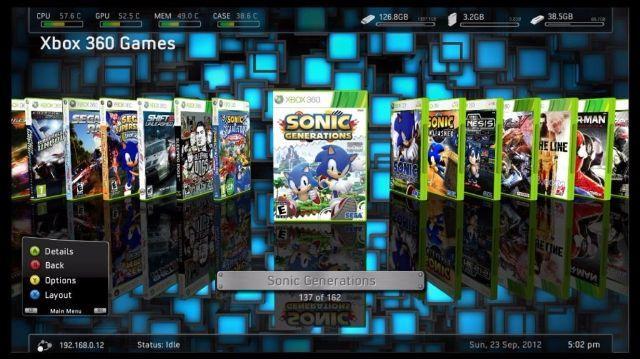 Xbox 360 destravado lotado de jogos a sua escolha