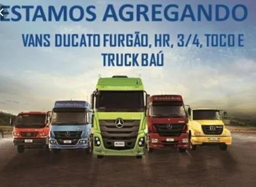 Agregamentos de caminhões