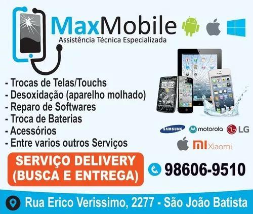 Assistência técnica conserto e manutenção de celulares