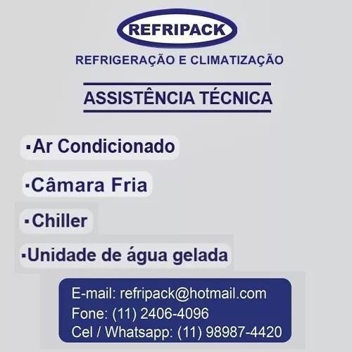Assistência técnica - refrigeração e ar condicionado