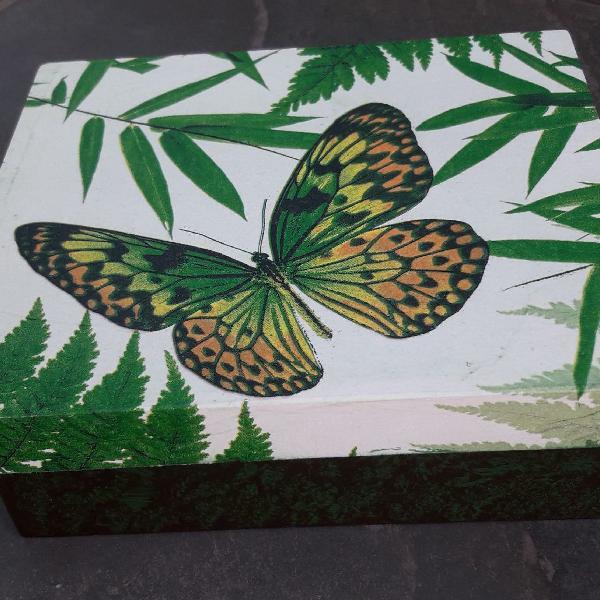Caixinha borboleta mdf