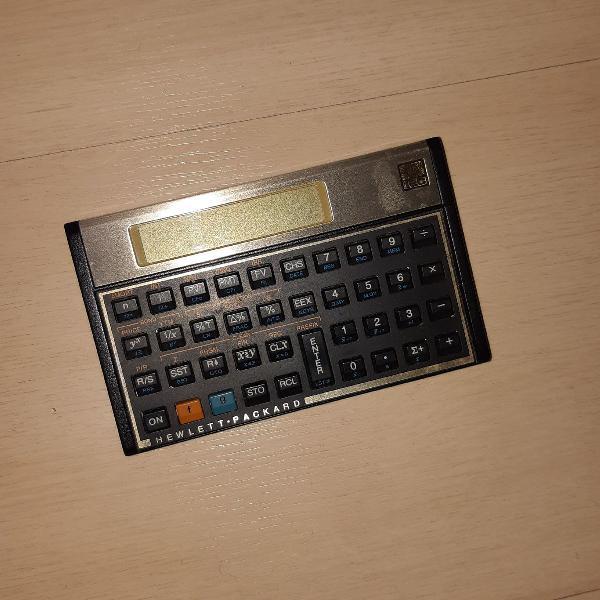 Calculadora 12c hp