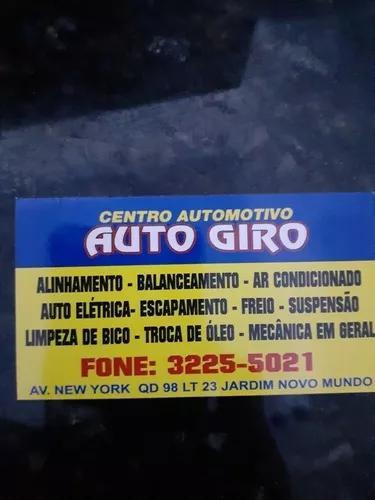 Centro automotivo auto giro peças e serviços automotivo