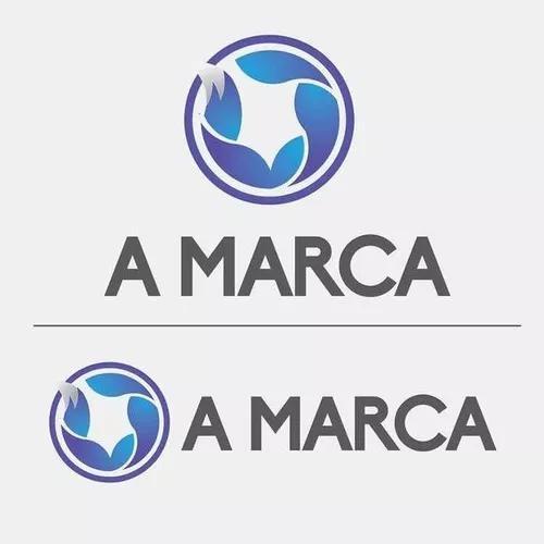 Criação de logotipo - serviço de design gráfico