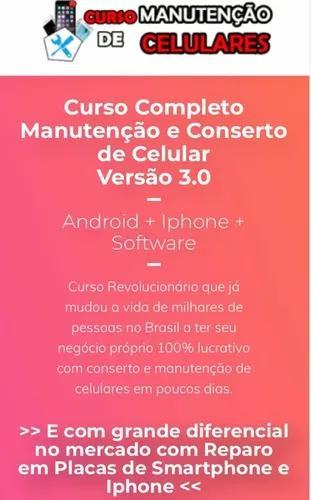 Curso de manutenção de celulares e tablets 3.0