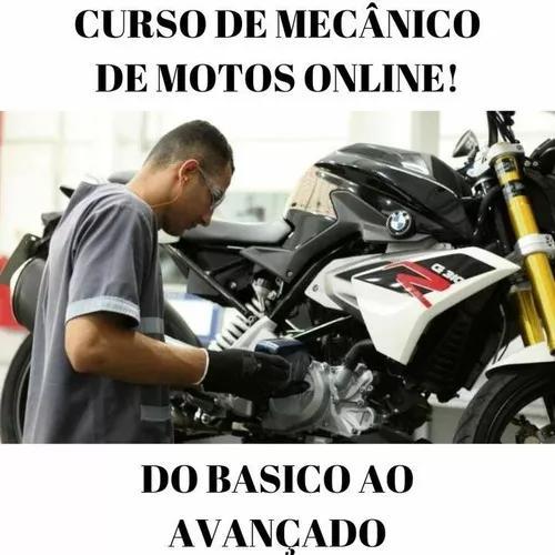 Curso de mecânico de motos