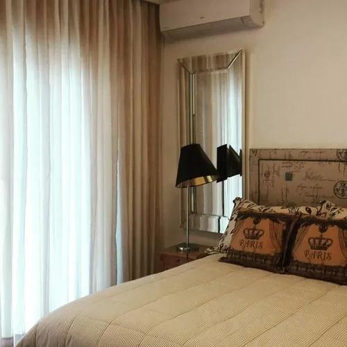 Decoração de interiores, cortinas sob medidas, até 24