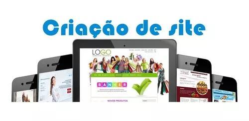 Desenvolvimento de sites e lojas virtuais para sua