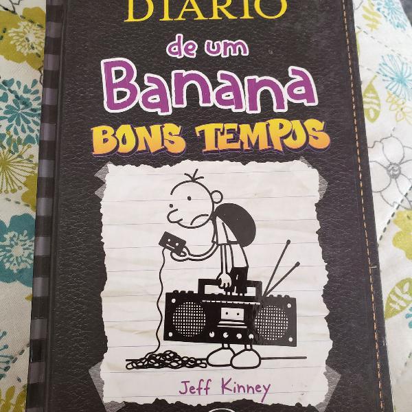 """Diário de um banana"""" volume 10"""