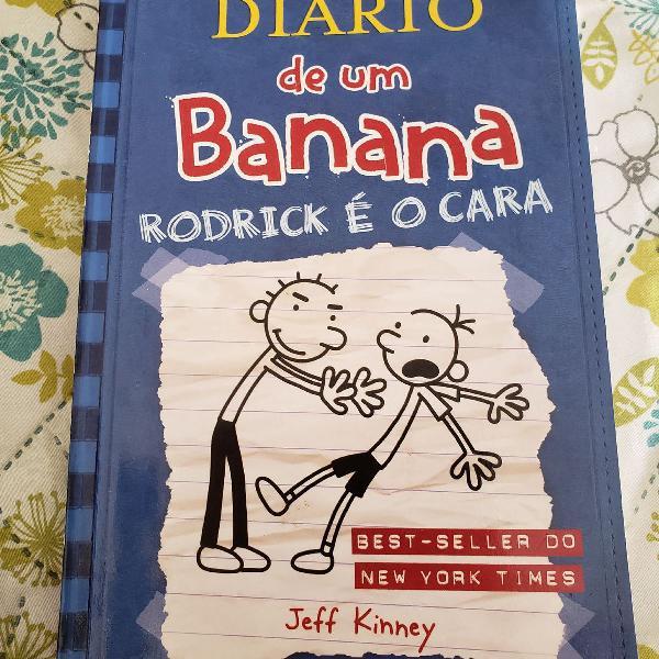"""Diário de um banana"""" volume 2"""