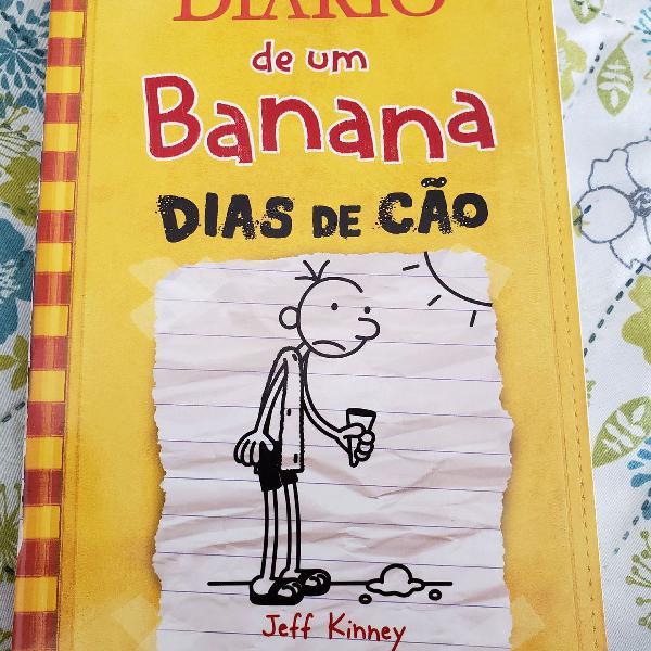 """Diário de um banana"""" volume 4"""