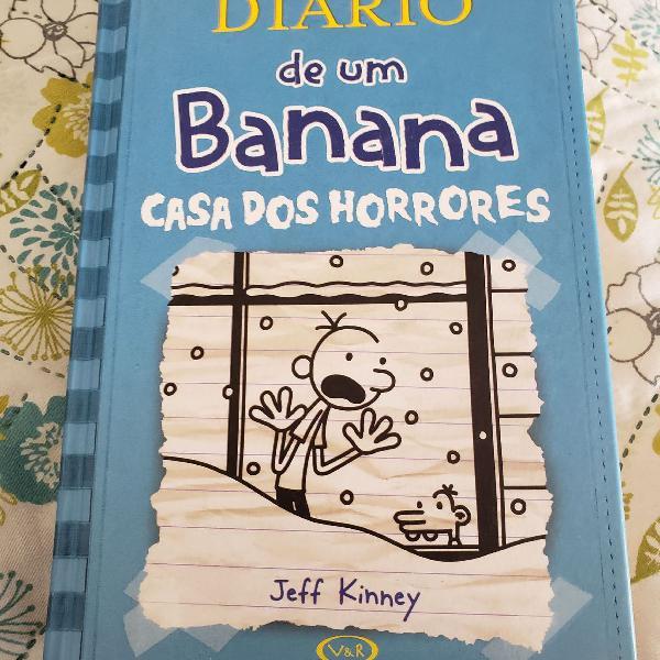 """Diário de um banana"""" volume 6"""