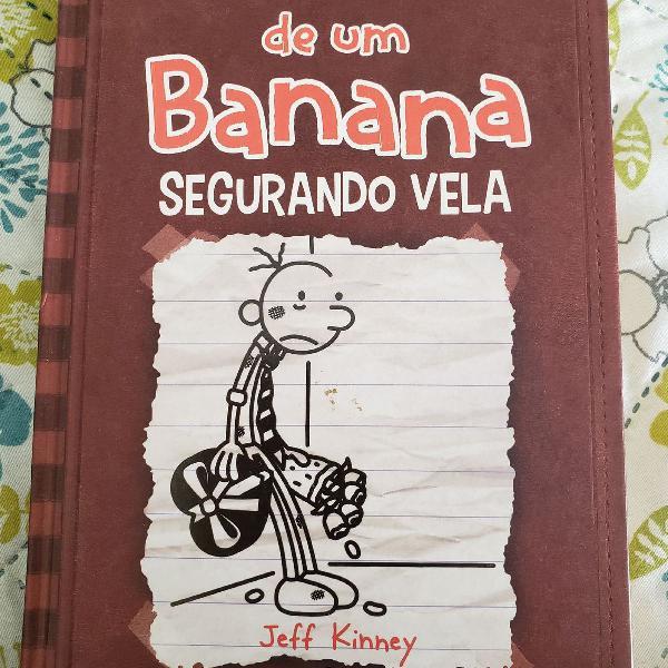 """Diário de um banana"""" volume 7"""