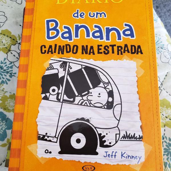 """Diário de um banana"""" volume 9"""