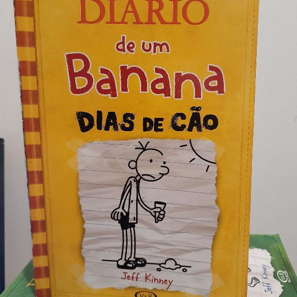 Diário de um banana - dias de cão