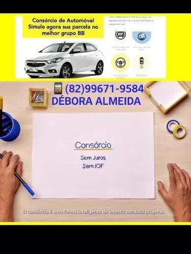 Faça já seu consorcio do banco do brasil. (82)996719584