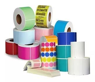 Fabrica de etiquetas adesivas, rutulos e suprimentos