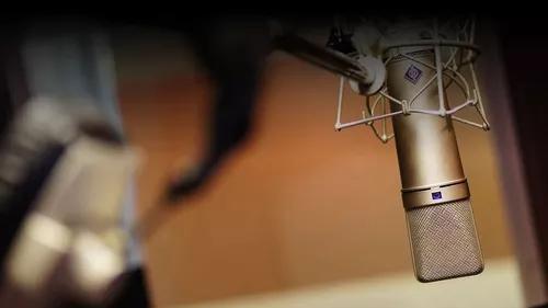 Gravações de audio