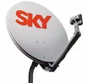 Instalação apontamento de antenas cameras de segurança pc