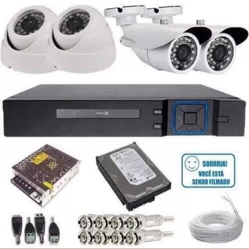 Instalação De Câmeras De Segurança, Interfone.