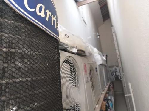 Instalação manutenção e vendas de ar condicionado novos