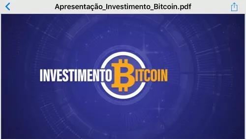 Investimento biticoin