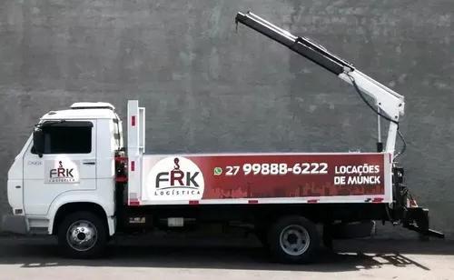 Locação de caminhão - munck - guindauto - aluguel - frete